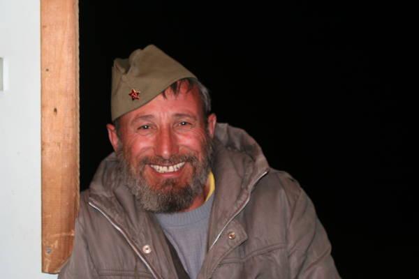 Аббас - технический директор обсерватории