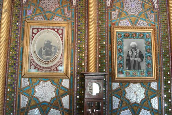 Последние эмиры Бухары