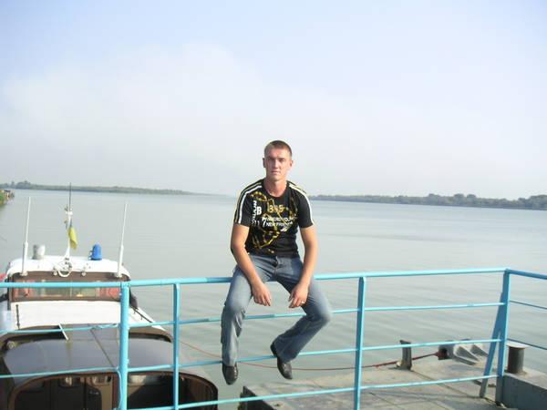 Сергей в Вилково