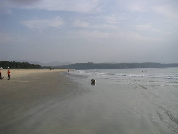 Mobor Beach to South