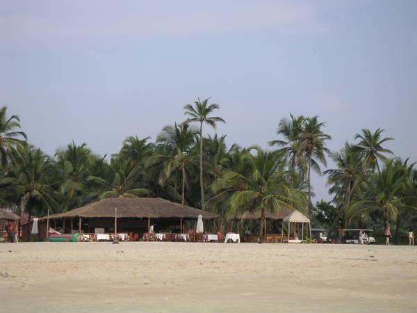 The Leela Hotel Beach