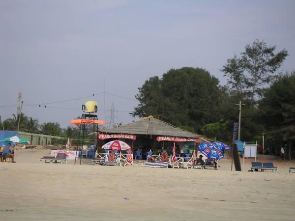 Pearl's Beach Cafe