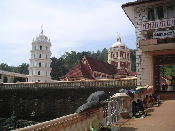Индуистский храм