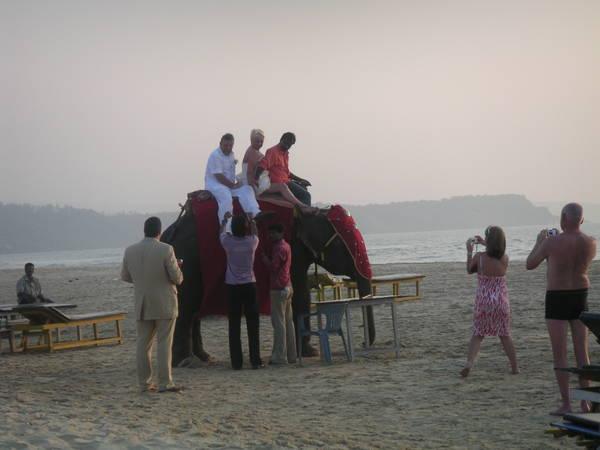Wedding on Mobor Beach