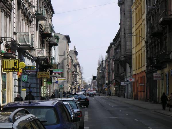 Польша: Lodz