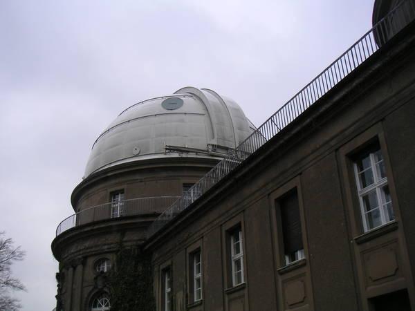 Германия: Potsdam: Babelsberg Observatory