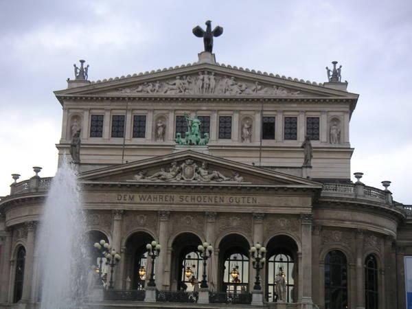 Германия: Frankfurt am Main