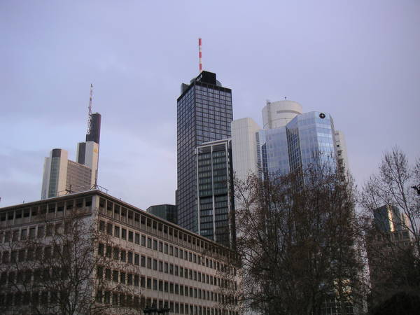 Германия: Frankfurt am Main