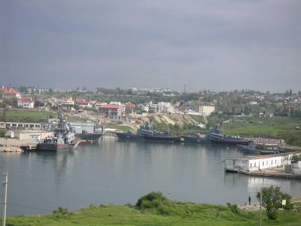 Севастополь: Карантинная бухта