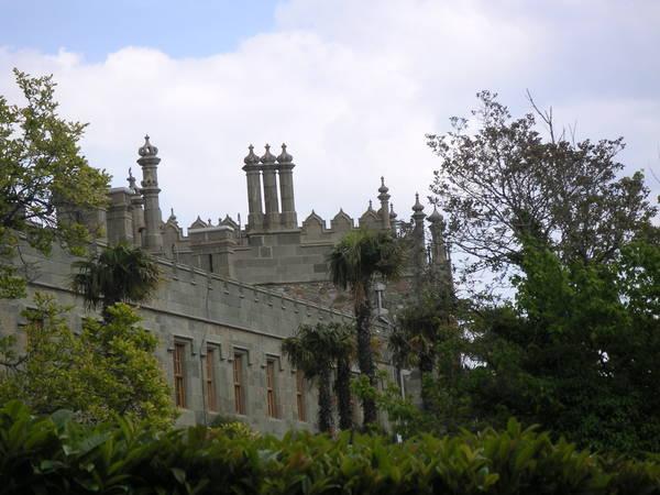 Алупка: Воронцовский дворец