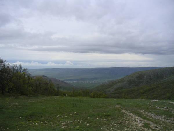 На плато Чатыр-дага