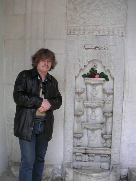 Andy@ и Бахчисарайский фонтан