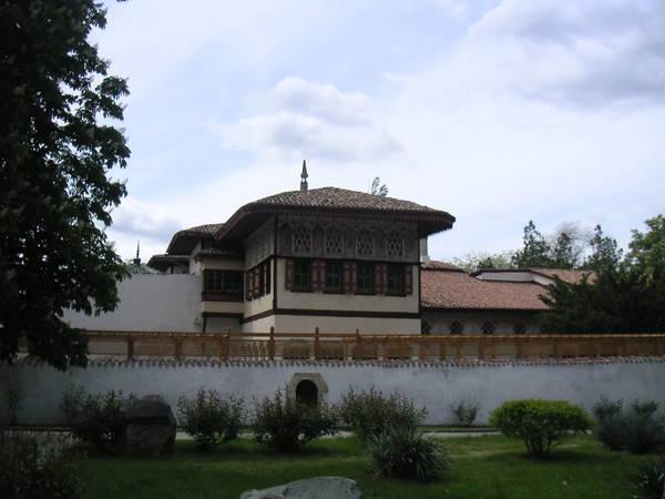 Бахчисарай: Ханский дворец